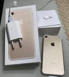 Título do anúncio: Iphone 7 - 128 giga