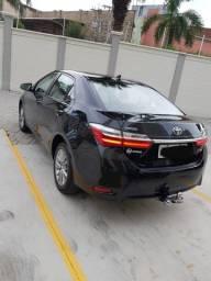 Corolla Gli Upper impecável 2018