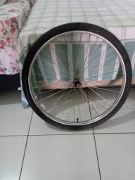 roda de bicicleta completa bicicleta monark feminina