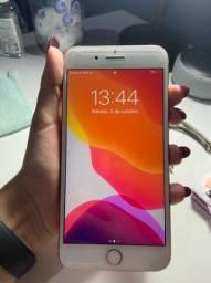 Título do anúncio: iphone 8 plus 64gb com nota fiscal
