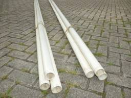 "Tubos Rosca PVC 2"" -barras c/6metros"