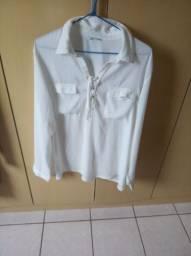 Título do anúncio: camisa feminina manga longa