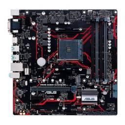 Placa mãe Asus Prime B450M-GAME/BR DDr4 SOCKeT AM4