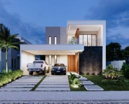 Luxuosa Casa Personalizada Em Construção 273m2