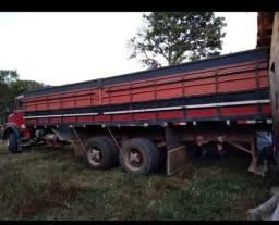 Carroceria de caminhão Graneleiro