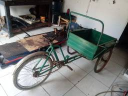Título do anúncio: Bicicleta carrocinha
