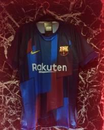 Camisa Barcelona treino 19/20