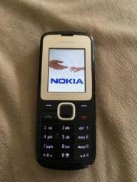 Título do anúncio: Celular Nokia C2-00 o melhor super novo