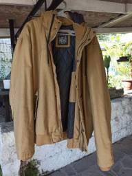 Jaqueta de Inverno Bege