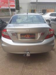 Honda Civic LXS Novo Novo Extra - 2013