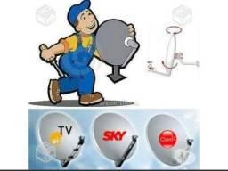 Abrahão sat & sat//técnico capacitado da sky_ oi_ claro