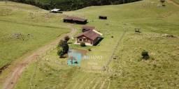 Lindo terreno com casa em Urubici