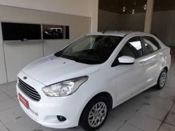 Ford KA sedam 2018 com 17mil rodados semi-zero - 2018