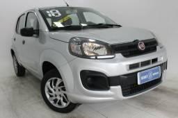 Fiat Uno Drive Prata 1.0 Flex