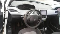 Peugeot 208 2016 1.5 flex vendido em peças