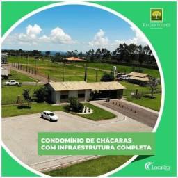 Chácaras c/ Toda Infraestrutura Pronta. 1200m². Bela Vista GO