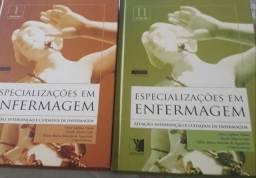 Livro especialização em enfermagem 1e2 edição
