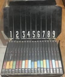 Coleção em DVD Arquivo X