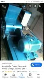 Máquina desfibradeira