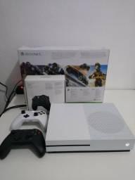 Console Xbox One S 4K-HD - Leia o anúncio completo!
