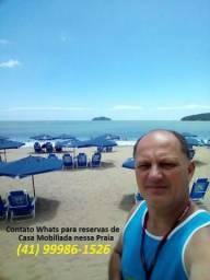 Alugo Casa Temporada Praia de Piçarras/SC