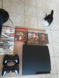 PlayStation 3 - Pouquíssimo uso