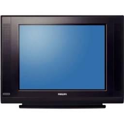 Tv 29 Ultra SlimLine Philips - TUBO + Conversor digital
