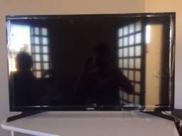 Tv 32 samsung com caixa