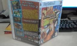 Naruto Ultimate Ninja 3 - PS2 comprar usado  São José dos Pinhais