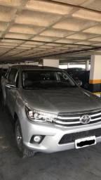 Toyota Hilux SRX / não troca - 2017