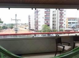 Alugo apartamento Mobiliado com 3 suítes no Turu