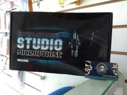 Microfone Condensador BM-800. Produto Novo