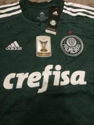 eb12eed594 Camisa Palmeiras A Decima Campeão Brasileiro 2018