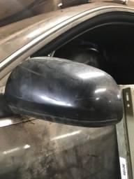 Retrovisor lado esquerdo sucata Audi A4