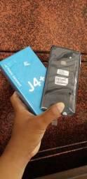 Vendo ou troco por outro celular j4+ top de linha menos de 1mes de uso