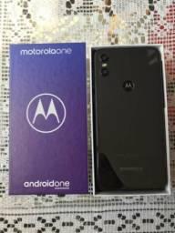 Motorola One 64GB Garantia até 2020