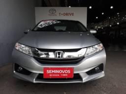 HONDA CITY 2016/2016 1.5 EXL 16V FLEX 4P AUTOMÁTICO