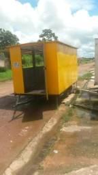 Food truck trailer pronto .4por 2