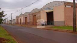 Barracão à venda, 272 m² por R$ 400.000,00 - Vila Aparecida - Arapongas/PR