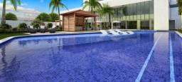 FM-PC Apartamento com acabamento excelente, Alto padrão com vista para o mar em Candeias