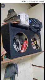 Caixa boca de 15 troco por 4 conetas zap *