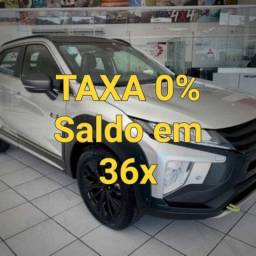 ECLIPSE CROSS 2019/2020 1.5 MIVEC TURBO GASOLINA HPE-S S-AWC CVT
