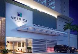 America Residence - Apartamentos de 45² com 1 dorm ou 68m² com 2 dorms - Campos dos Goytac