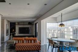 Apartamento à venda com 3 dormitórios em Brooklin, São paulo cod:595097