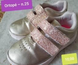 Tênis sandália sapatilha bota tamanho 21 22 23
