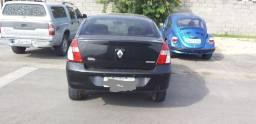 Clio sedan 2001 completo