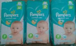 Pampers Confort Sec P