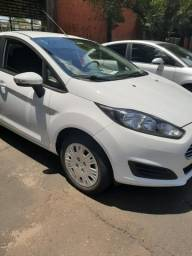 Fiesta hatch 2017 automático - 2017