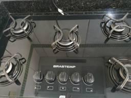 Cooktop Brastemp 5 bocas