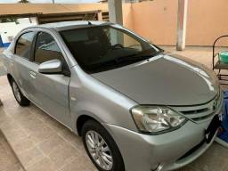 Toyota etios completo xls - 2014